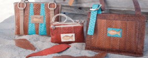 Fish Leather Works is a pioneer in the USA
