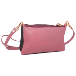 Multi-way Clutch – Claret