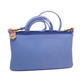 Multi-way Clutch – Enticing Azure