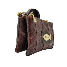Multi-way Clutch – Chocolate Delight