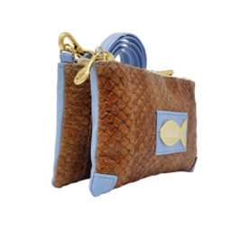 Multi-way Clutch – Ocean Breeze