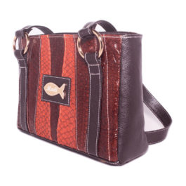 Satchel Shoulder Purse – Vibrant